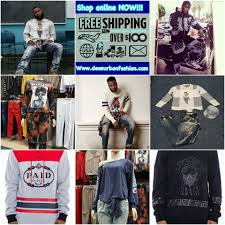 Dees Urban Fashion DLs Hair Clothing