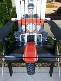 Custom Painted Margaritaville Adirondack Chairs by Spiderman Painted Adirondack Chair Funky Patio Ideas Pinterest