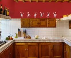 Chef Decor For Kitchen by Pizza Shop Inspired Kitchen Décor Ideas Lovetoknow