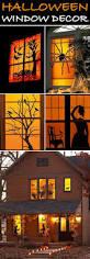 Outdoor Halloween Decorations Amazon by Best 25 Halloween Window Ideas On Pinterest Halloween Window