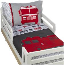 Fire Truck Full Size Bedding - Bedding Designs