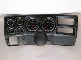 100 81 Chevy Truck 197383 GMC Complete 5 And 2116 Dash Panel
