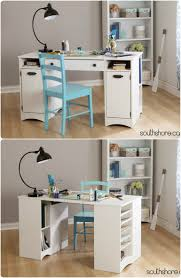 Craft Tables You Can Buy Instead Of DIY - Infarrantly Creative Top 10 Best Desks For Small Spaces Heavycom Bar Liquor Cabinets For Home Bar Armoire Fold Out 8 Clever Solutions To Turn A Kitchen Nook Into An Organization Ken Wingards Diy Craft Family Hallmark Channel Amazoncom Sewing Center Folding Table Arts Crafts Diy Fniture With Lawrahetcom Armoire Rustic Tv Tables Amazing Computer Armoires And Slide Keyboard Fold Away Desk Wall Mounted Fniture Home Office Eyyc17com L Shaped Desk Hutch Pine Office