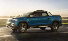 VW Takes Another Crack At Compact Pickup, In S. America