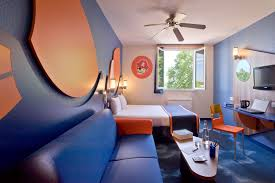 chambre disneyland explorers hotel at disneyland sur hôtel à