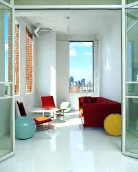 Loft Apartment Decorating Ideas Pictures Glossy Floors And