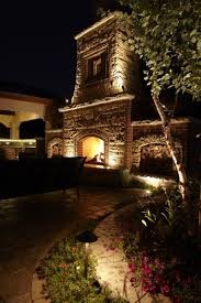 outdoor fireplaces with lights burr ridge fireplace light