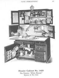 homecraft kitchen cabinets from the aladdin 1916 furnishing