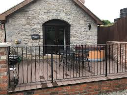 100 Gamekeepers Cottage Log Cabins With Hot Tubs In North Wales Llannerch Holiday
