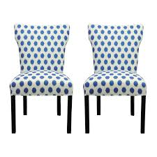 Wayfair Upholstered Dining Room Chairs by Amazon Com Sole Designs Bella Collection Modern Wingback