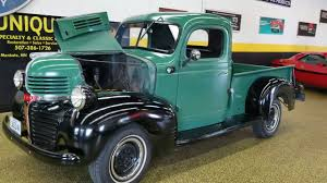 1946 Dodge Pickup For Sale - YouTube 1947 Dodge Club Cab Pickup For Sale In Alburque Nm Stock 3322 Dodge Sale Classiccarscom Cc1164594 Complete But Never Finished Hot Rod Network 1945 Truck For 15000 Youtube Collector 12 Ton Frame Off Restored To Of Contemporary Best Classic Ep 1 At Fleet Sales West Cc727170 Pickup Truck Streetside Classics The Nations Trusted Wd20 27180 Hemmings Motor News