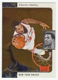 Upper Deck Redemption Problems by Charles Oakley 91 1995 96 Upper Deck Sp Basketball Upper