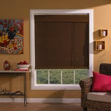 Kmart Window Curtain Rods by Top Furniture Amazing Roll Up Blinds Bamboo Window Kmart Regarding