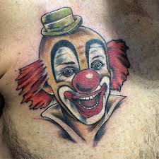 Did This On A French Canadian Tattoo Tattoos Tattooartist Donnyrotten Ink Inked Pirate Pitateshit Clown Clowntattoo Cookies Badabing