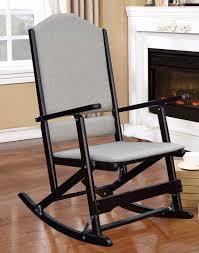 Wayfair Rocking Chair Nursery by Red Barrel Studio Cinthia Solid Wood Folding Rocking Chair