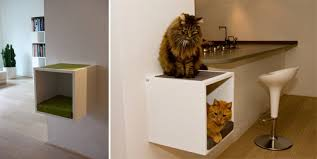 modern cat tower urbancatdesign modern cat furniture from the netherlands