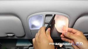 hyundai sonata with sunroof led interior lights how to install