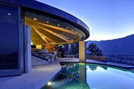 100 Lautner House Palm Springs Home Of The Week A Landmark In Los