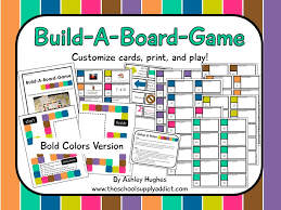 Build A Board Game Bold
