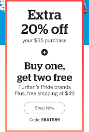 AnyCoupons: Puritan's Pride: 20% Off + Buy 1 Get 1 Free + 3 ... Unhs Coupon Codes Ruche Online Code Lotd Co Uk Discount Walgreens Otography Coupons Buildcom Coupons A Guide To Saving With Coupon Codes And Promo Puritans Pride Additional Savings When You Shop Today Melatonin 10 Mg 120 Rapid Release Capsules Pride Address Harmon Face Values Puritan Free Shipping Slowcooked Chicken Simple Helix Promo Uk Running Events Puritans Coach Liquid B Complex Sublingual Vitamin B12 2 Oz Shop At Philippines Lazadacomph