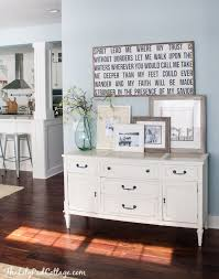 Best 10 Dining Room Buffet Ideas On Pinterest Farmhouse Table With Regard To