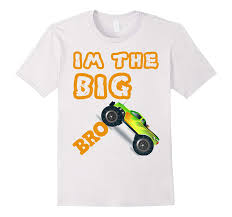 I'm The Big Brother Monster Truck Jumping T-Shirt Gifts Boys-ANZ ... Huge Truck Jump At Silver Lake Sand Dunes Youtube Mud Jumping And Dirt Buggy Drag Racing Are So Crazy Millions 2017 Ford F150 Raptor Jumps Desert Sands In Offroad Video Bigfoot Car Through Cars Field Outline Icon Element Of Extreme Monster 2018 For Android Apk Download A And Getting The Load From A To B Diesel News Watch World Record Monster Truck Jump Top Gear Red Clipart Panda Free Images Second Realtime Slow Motion Free Download Of With Helicopter Cartoon Trucks For Kids Longest Ramp By Guinness World Records