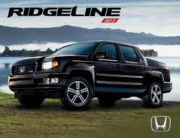 Honda Ridgeline Mexico Brochure 2013 | Brochures And Honda 2013 Honda Civic Ex Eminence Auto Works Allnew Ridgeline Will Debut Within Two Years Blog The Best Tailgating Truck Is Coming 2017 Trucks Luxury Price Photos Reviews Pricing Unchanged Trend News Used Honda Ridgeline Rtl 4x4 For Sale In Ami Fl Sport 4wd Exterior And Interior Walkaround Platina Cars Inc Accord Kia Rio Win Tow Car Awards Uk Motor Import Auto Truck Inc Odyssey Touring 2014 Wallpaper 1280x720 35390