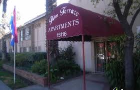 Palm Terrace Apartments Parthenia St North Hills CA