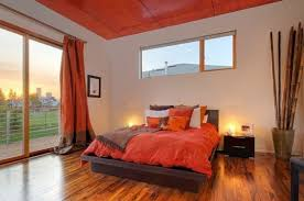 stunning chambre orange et marron pictures design trends 2017