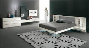 The Modern Floating Bed from Alf Group of Italy