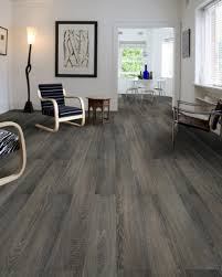 Canadia Prestige Charcoal Grey Oak 4V Laminate Flooring 12 Mm