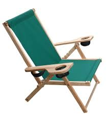 Telescope Beach Chairs Free Shipping by Outer Banks Wooden Beach Chair Blue Ridge Chairs