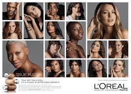 l oréal paris debuts new true match caign your skin your story