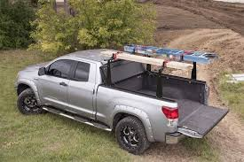 100 Truck Bed Hard Cover BAKFlip CSF1 Folding Integrated Rack System