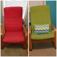 Ikea Poang Rocking Chair Nursery by Before U0026 After Ikea Pello Chair Baby Nursery Fish Nursery Baby