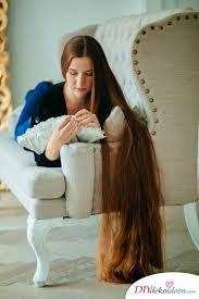 so wird sprödes haar zu seide hausmittel für weiches haar