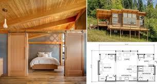 550 Sq Ft Prefab Timber Cabin