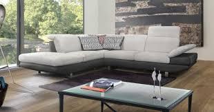 canape cuir et tissu canape cuir tissu angle canapé idées de décoration de maison
