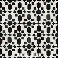 moroccan monochrome tile moroccan bathroom tiles