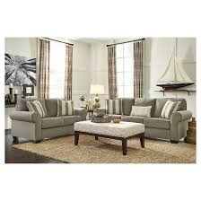 Makonnen Sofa And Loveseat by Baveria Sofa Fog Signature Design By Ashley Target