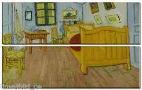 time4bild vincent gogh schlafzimmer des künstlers 2 bild