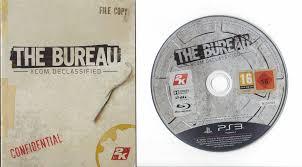 the bureau ps3 the bureau xcom declassified for playstation 3 ps3 for