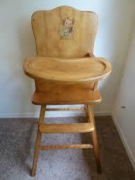 Heywood Wakefield Dining Set Ebay by Vintage Heywood Wakefield High Chair Nursery Antique Ebay Mcm
