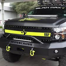Iron Cross Truck Bumpers | Truck Bumpers For Sale | BumperSuperstore.com