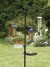 Bird Feeder Pole