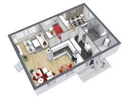 2D Floor Plan Profiles