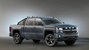 100 Fall Guy Truck Specs 2016 Chevy Silverado SpecOps Pickup Truck News And Availability