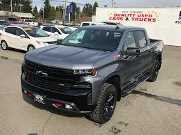 100 New Chevrolet Trucks 2019 Silverado 1500 LT Trail Boss Pickup In Parksville