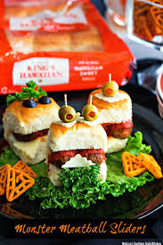 Best Halloween Appetizers For Adults by 37 Best Scary Meatballs Images On Pinterest Halloween Recipe