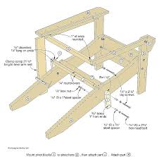 Adirondack Rocking Chair Woodworking Plans by Adirondack Chairs Plans For Adirondack Chairs Free Inspirational